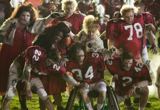 Glee Super Bowl Thriller