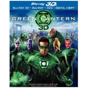 Green Lantern Blu