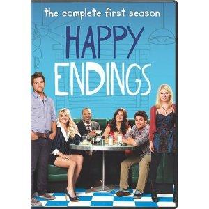 happy Endings blu