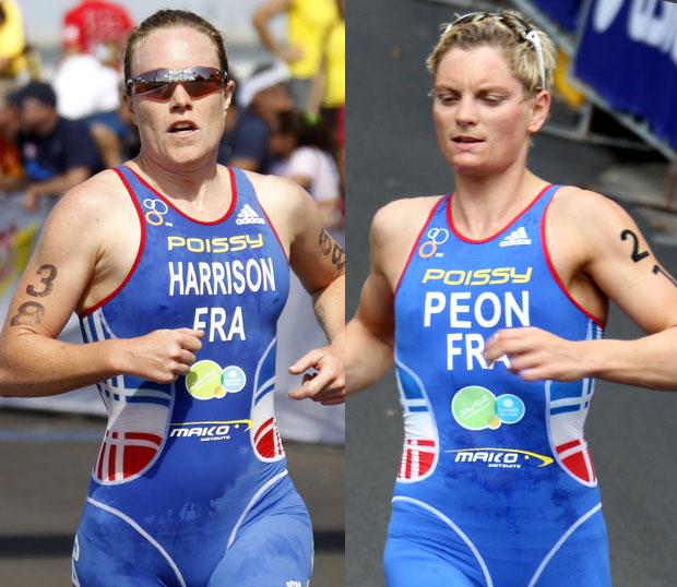 Jessica Harrison Claire Peon