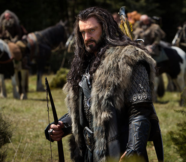 thorin oakenshiled richard armitage