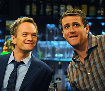 Neil Patrick Harris and Jason Segel