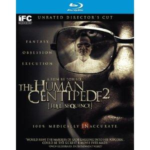 Human Centipede 2 Blu