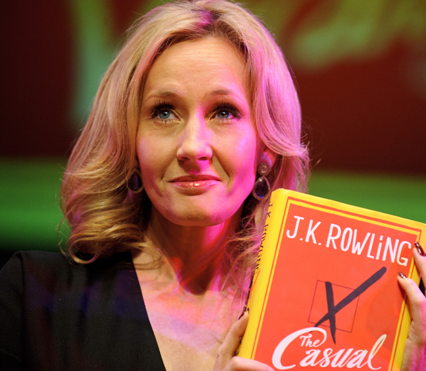 JK Rowling New Book