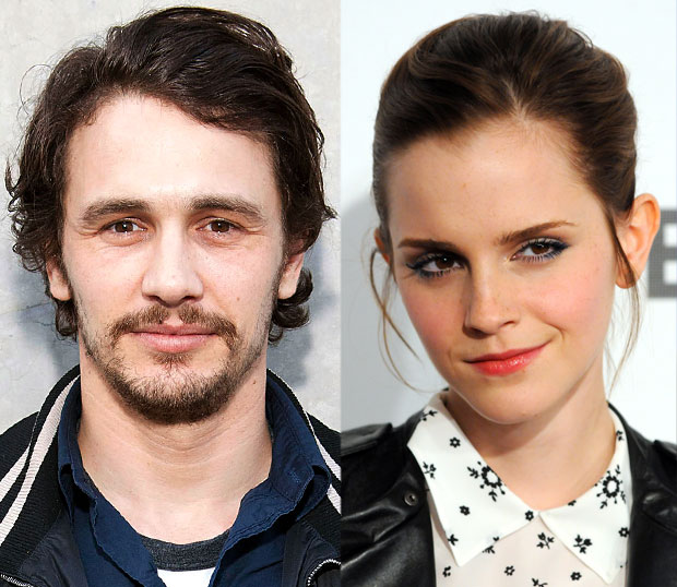 Which Starlet did James Franco Smack Talk?