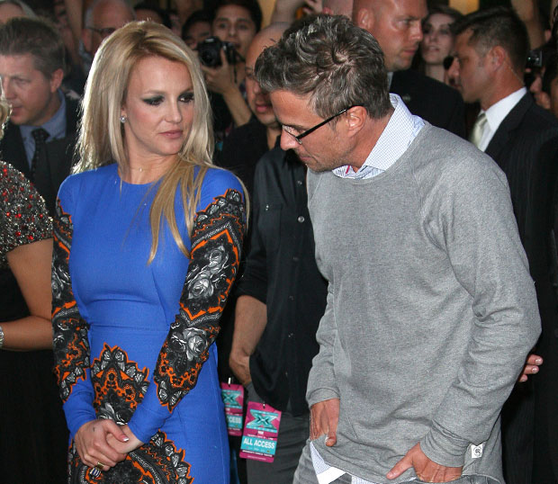 Britney Spears breakup Jason Trawick
