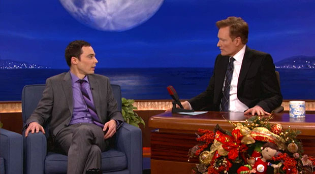 jim parsons conan video