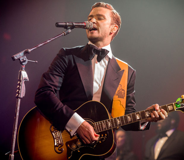 Justin Timberlake, new songs