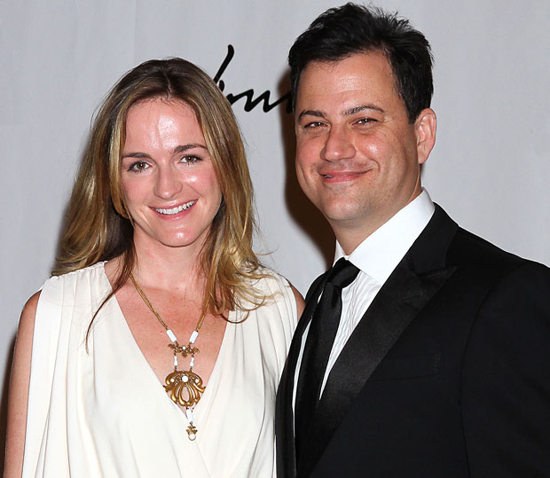Jimmy Kimmel Molly McNeary engagement