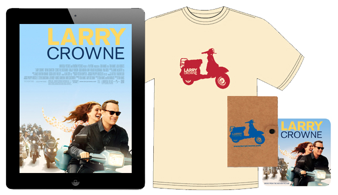 Larry Crowne iPad package image