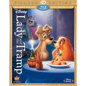 Lady and the Tramp Blu
