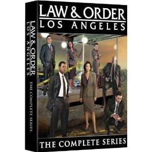 Law & Order LA blu