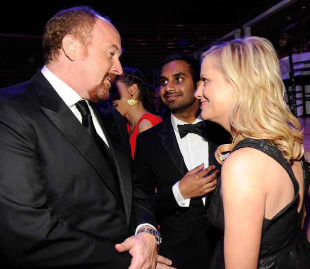 Louis C.K. Amy Poehler