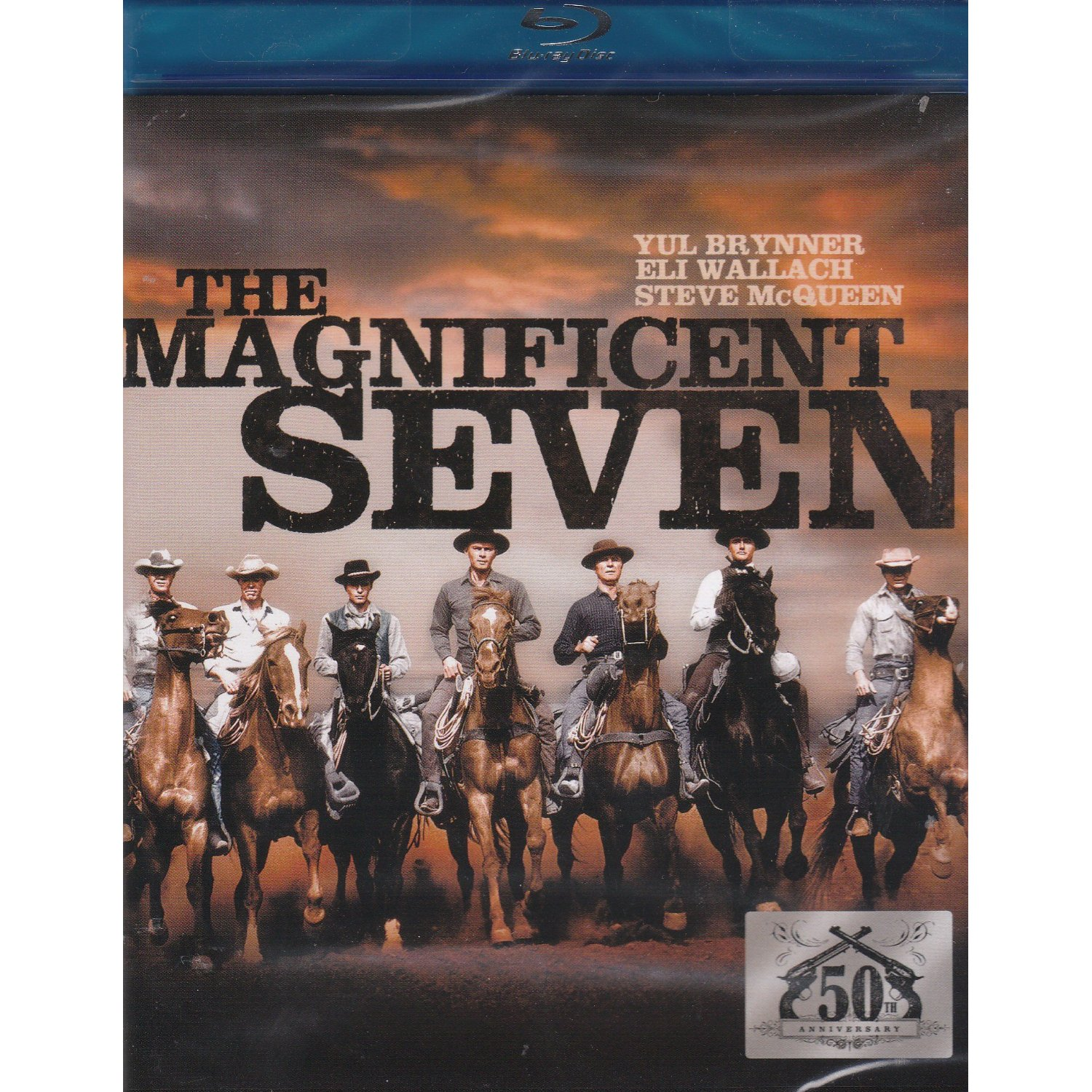 Magnificent Bluray