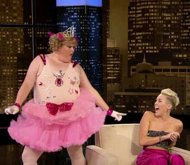 miley cyrus honey boo boo