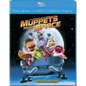 Muppets Space Blu-ray
