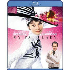 My Fair Lady Bluray