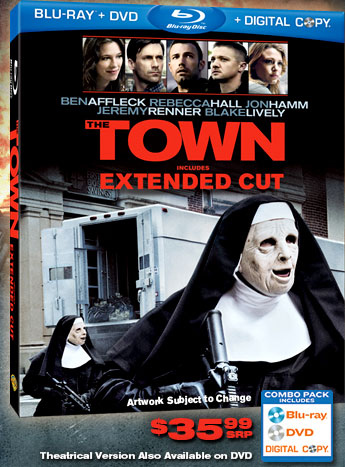 The Town Blu ray