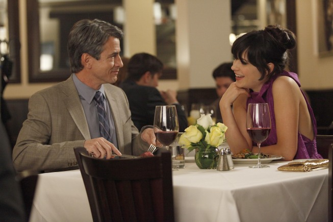 New Girl  Dermot Mulroney Jess on a Date