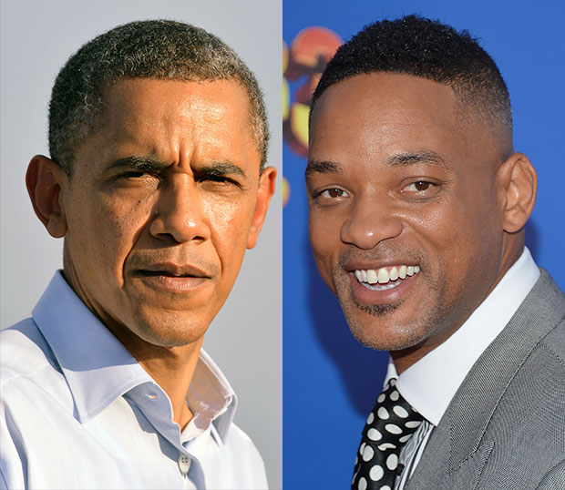 Barack Obama/Will Smith