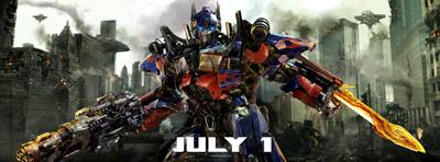 Transformers: Dark Of The Moon Promo Image