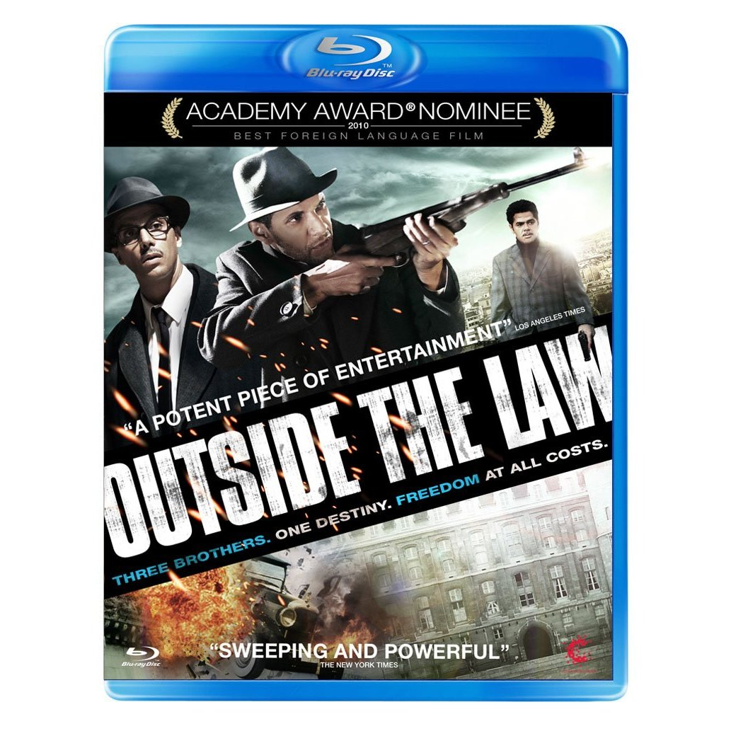 Outside the Law Bluray