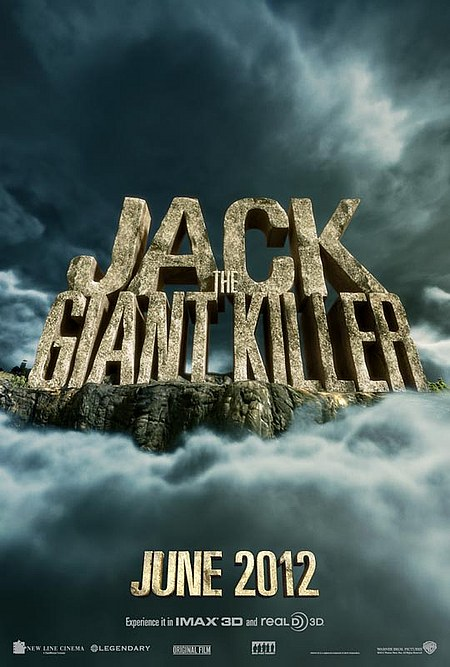 Jack the Giant Killer poster