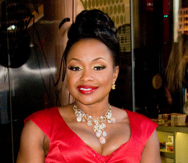 Real Housewives of Atlanta Phaedra Pregnant