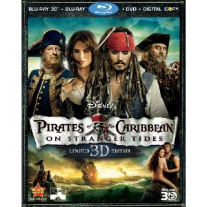 Pirates of the Caribbean Blu
