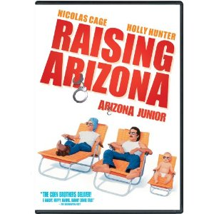 Raising Arizona Bluray