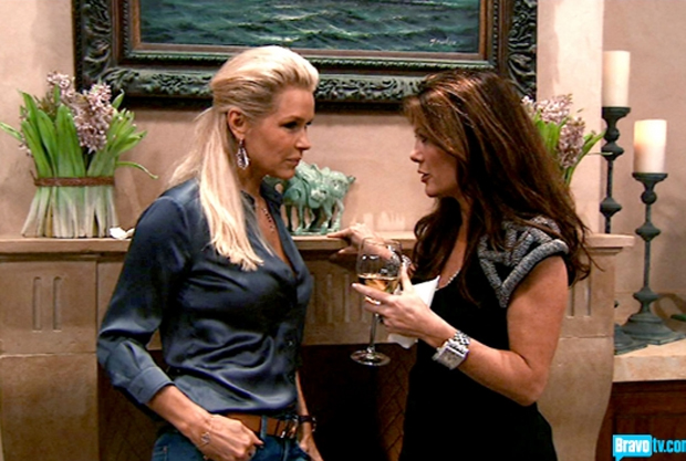 Housewives of Beverly Hills' Recap: Yolanda Foster's Dinner Disaster