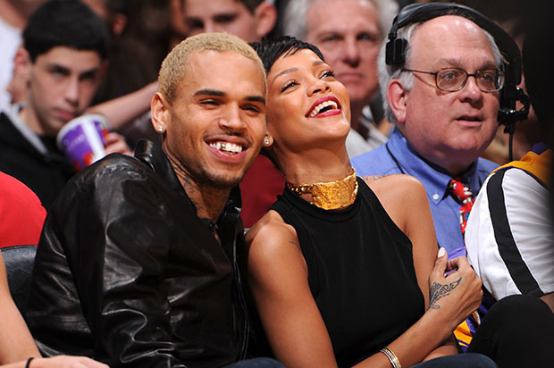 Rihanna talks about relationship with Chris Brown