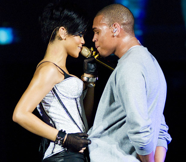 Rihanna Chris Brown