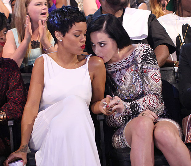 katy perry rihanna