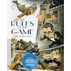 Rules of the Gam Bluray