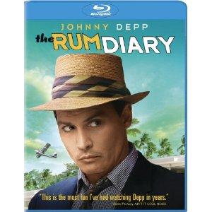 Rum Diary Blu