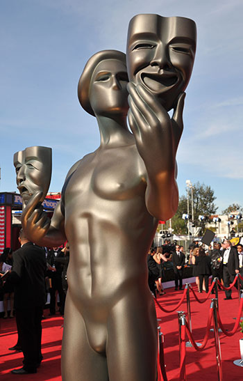 SAG Awards 2013, Why the Screen Actors Guild Awards Is My Favorite