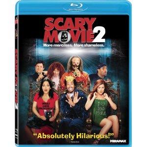 Scary Movie 2 Bluray