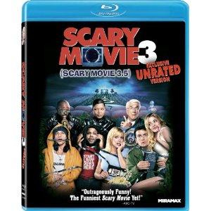 Scary Movie 3 Bluray