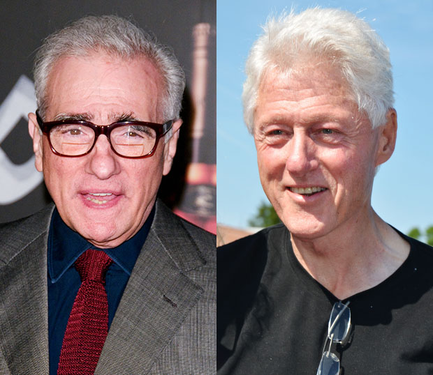 Scorsese, Clinton, HBO Doc