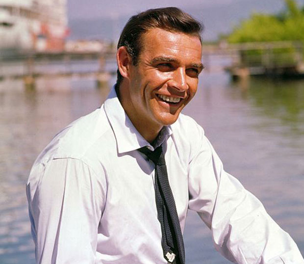 sean connery bond