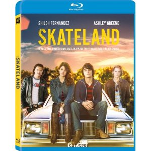 Skateland Bluray
