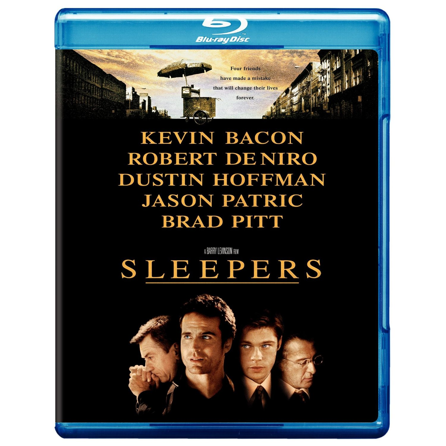 Sleepers Bluray