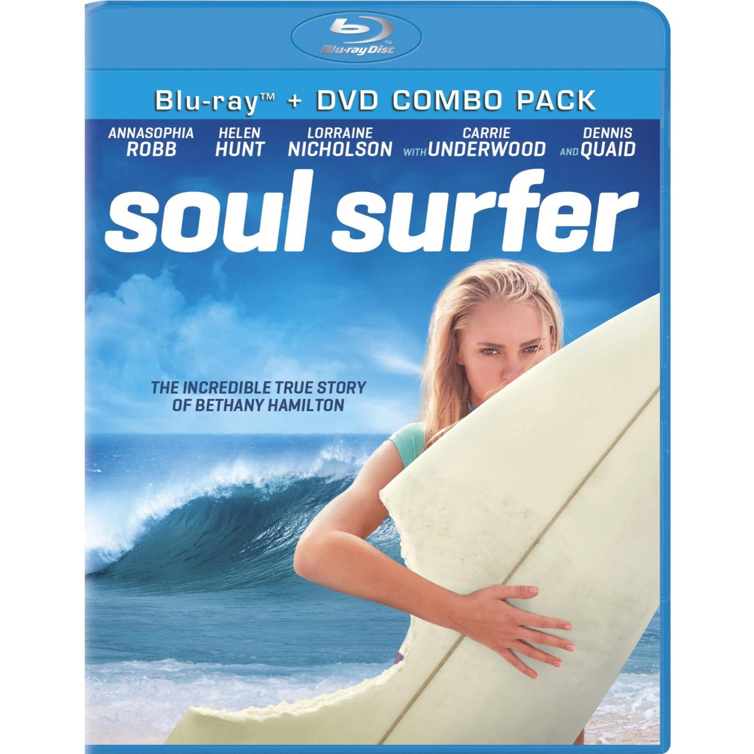 Soul Surfer Bluray