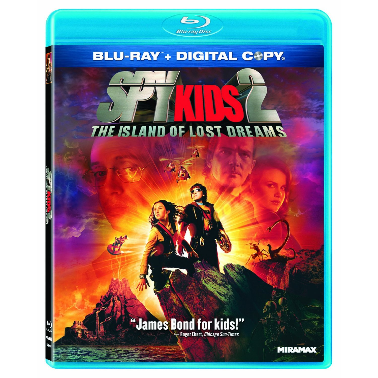 Spy Kids 2 Bluray