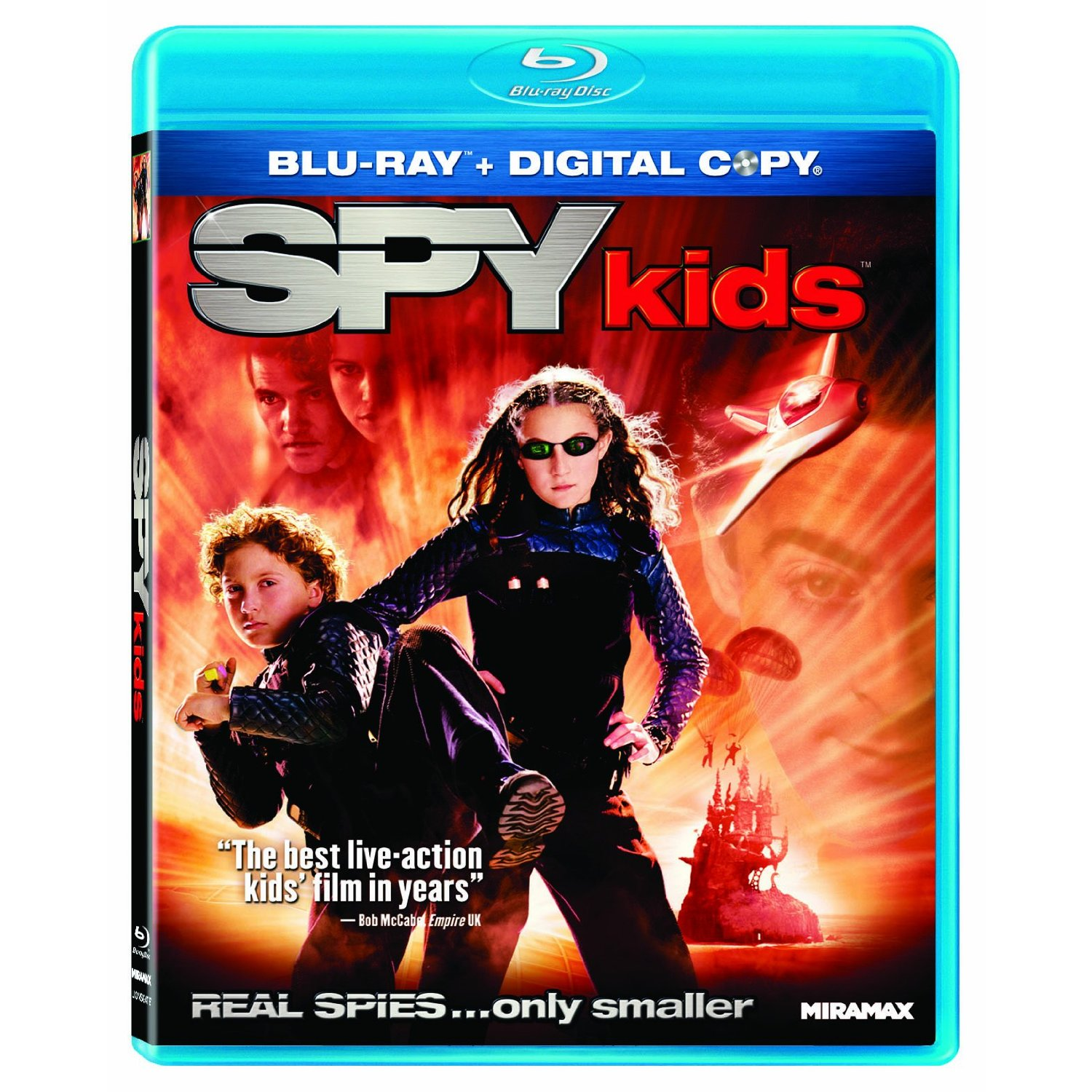 Spy Kids Bluray