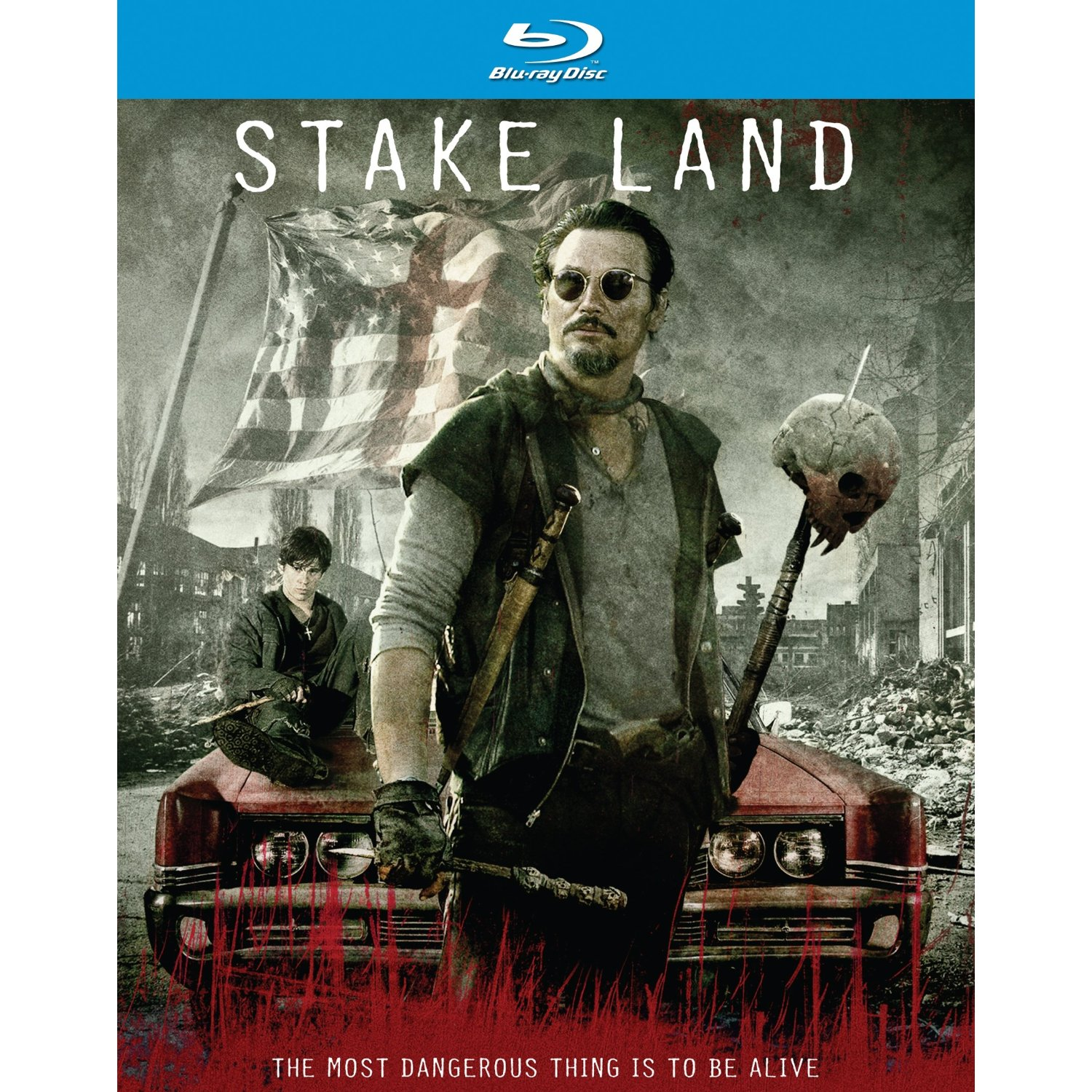 Stake Land Bluray