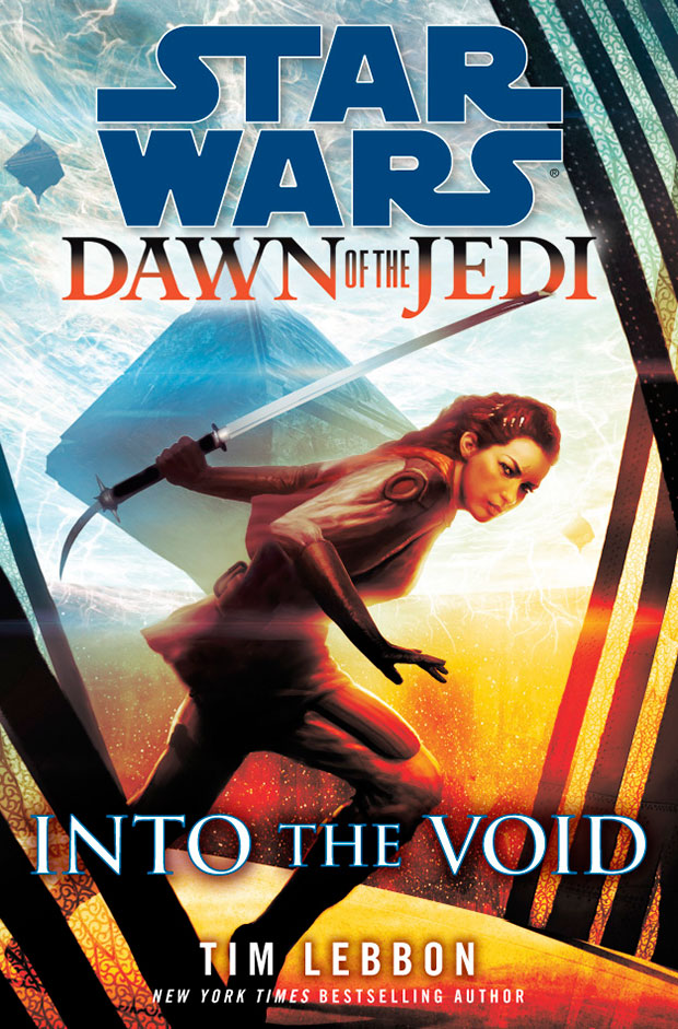 Star Wars Dawn of the Jedi Into the Void Cover Revealed
