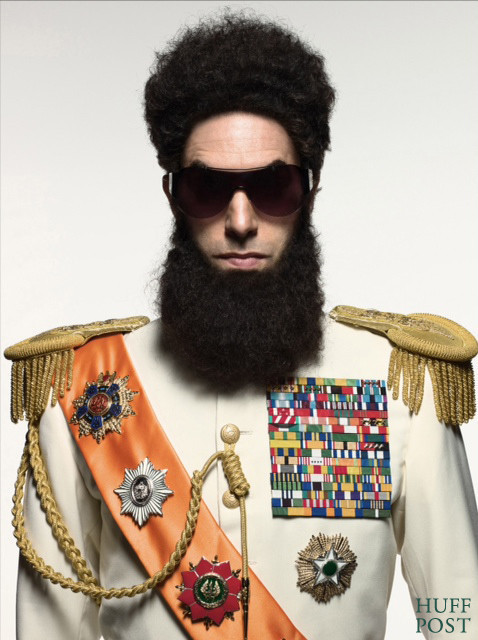 The Dictator Sasha Baron Cohen