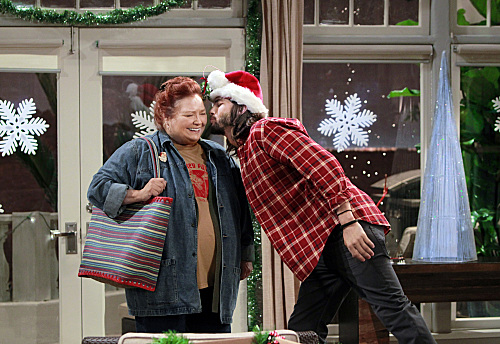 Two and a Half Men Christmas